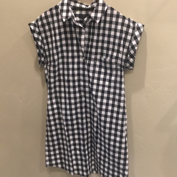4eeee1adf2e J. Crew Dresses   Skirts - J.crew classic short sleeve shirt dress in